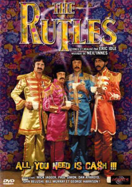 French DVDs - The Rutles