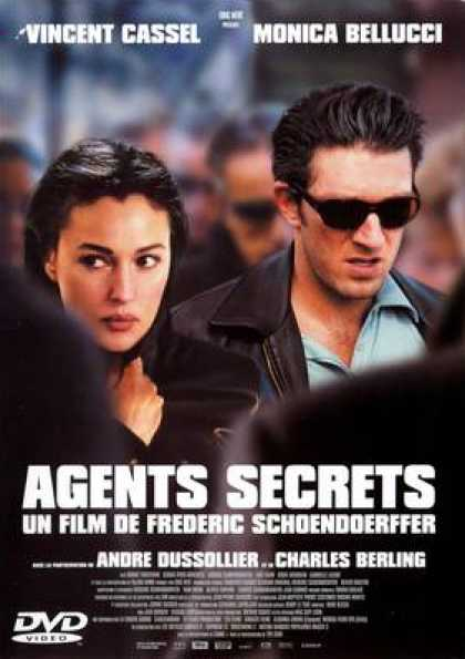 French DVDs - Agents Secrets