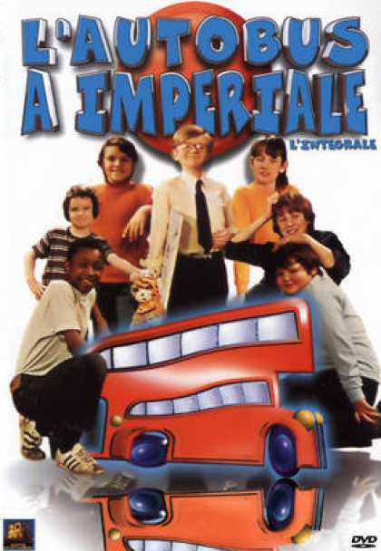 French DVDs - L Autobus A L'Imperiale
