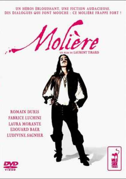 French DVDs - Moliere