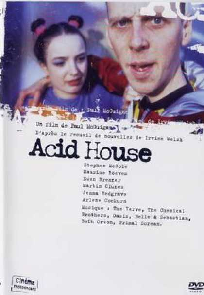 French DVDs - The Acid House