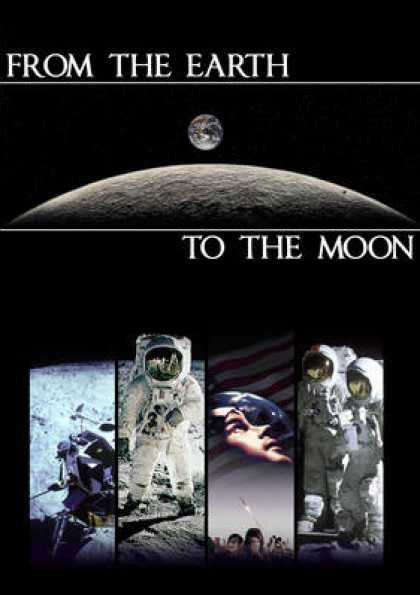 French DVDs - From The Earth To The Moon
