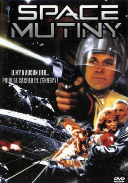 French DVDs - Space Mutiny