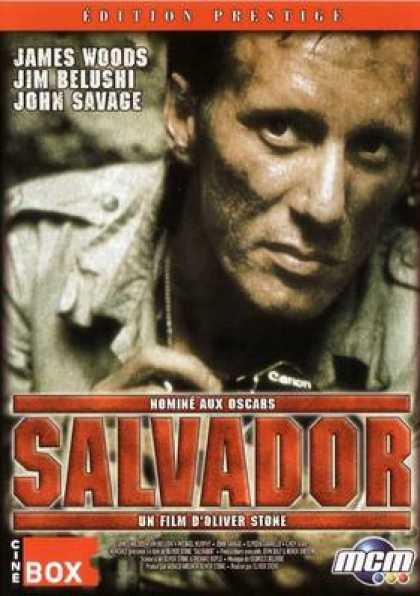 French DVDs - Salvador