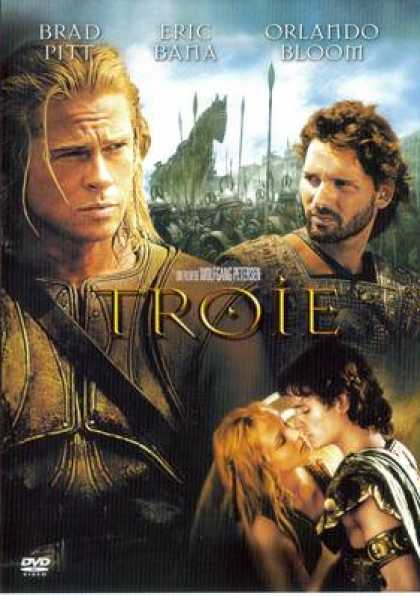 French DVDs - Troie -
