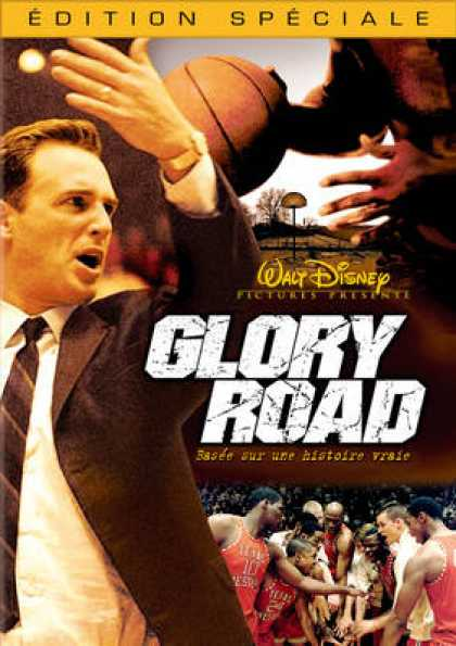 French DVDs - Glory Road