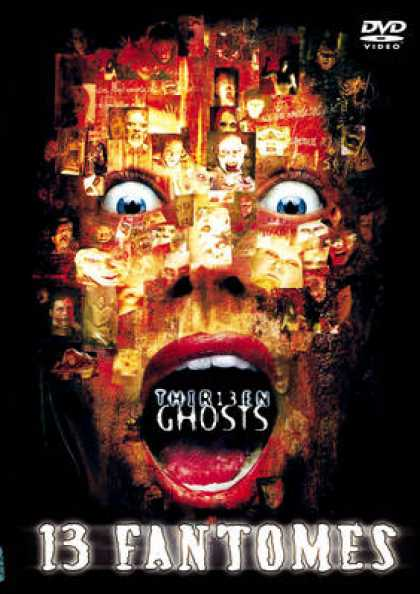 French DVDs - Thir13en Ghosts