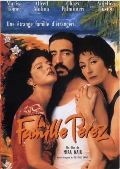 French DVDs - The Perez Family