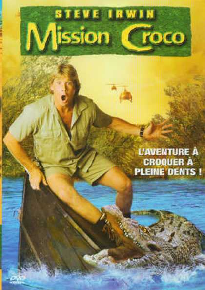 French DVDs - Mission Croco