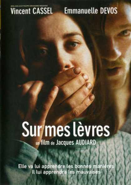 French DVDs - Sur Mes Levres