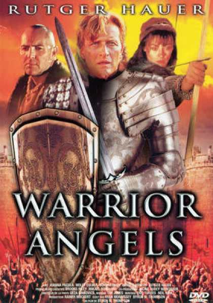 French DVDs - Warrior Angels