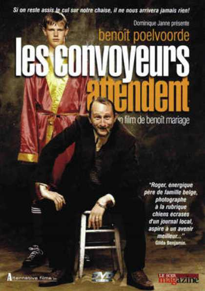 French DVDs - Les Convoyeurs Attendent