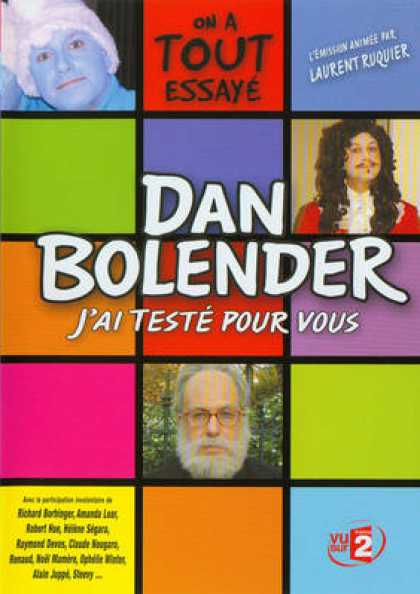 French DVDs - Dan Bolender