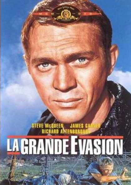 French DVDs - The Great Invasion