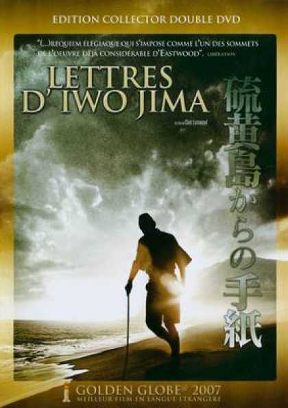 French DVDs - Letters From Iwo Jima