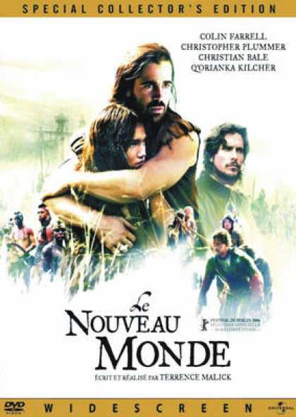 French DVDs - Le Nouveau Monde