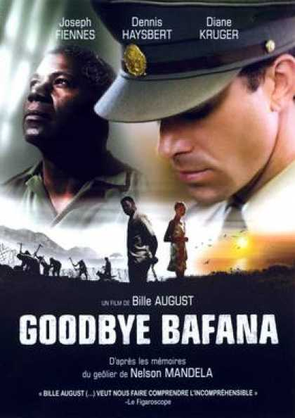 French DVDs - Goodbye Bafana