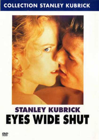 French DVDs - Eyes Wide Shut