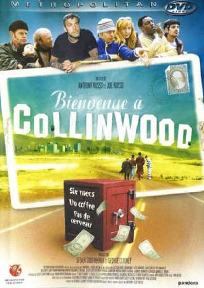 French DVDs - Collinwood