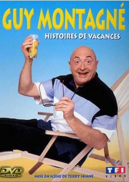 French DVDs - Guy Montagne The Story Of My Vacation