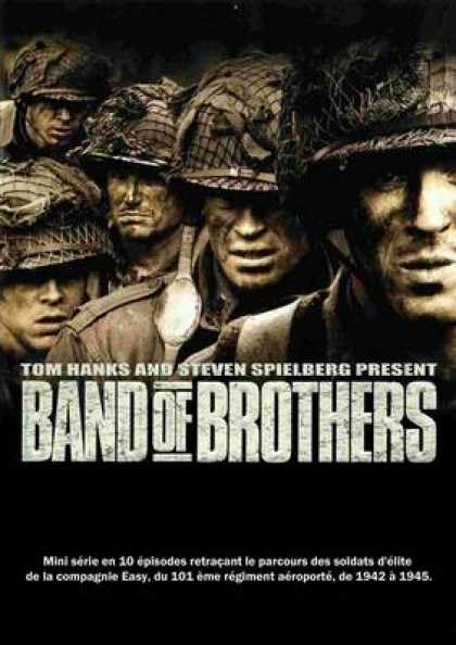 French DVDs - Band Of Brothers