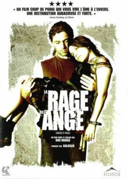 French DVDs - La Rage De L'ange