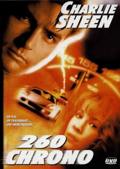 French DVDs - 260 Chrono