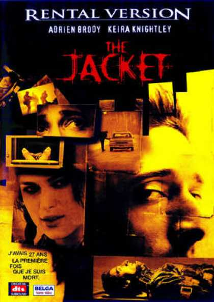 French DVDs - The Jacket