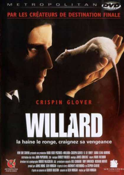 French DVDs - Willard