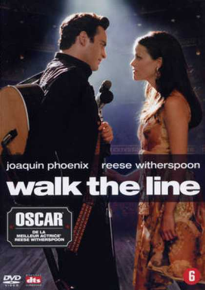 French DVDs - Walk The Line