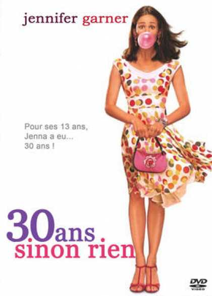 French DVDs - 30 Ans Sinon Rien