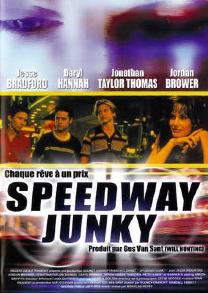 French DVDs - Speedway Junky