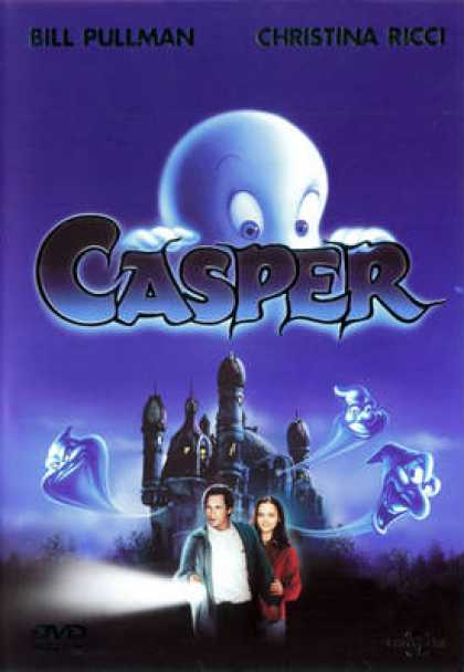 French DVDs - Casper