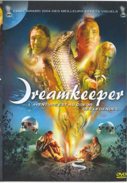French DVDs - Dreamkeeper