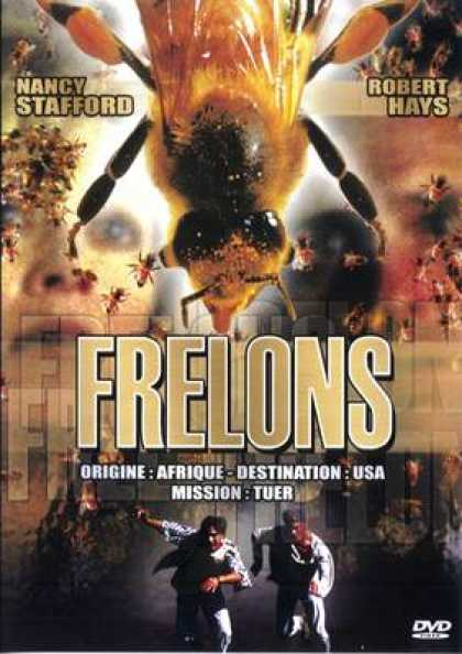 French DVDs - Frelons