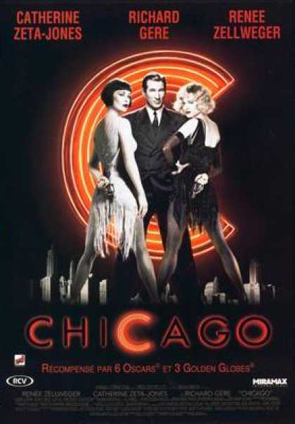 French DVDs - Chicago