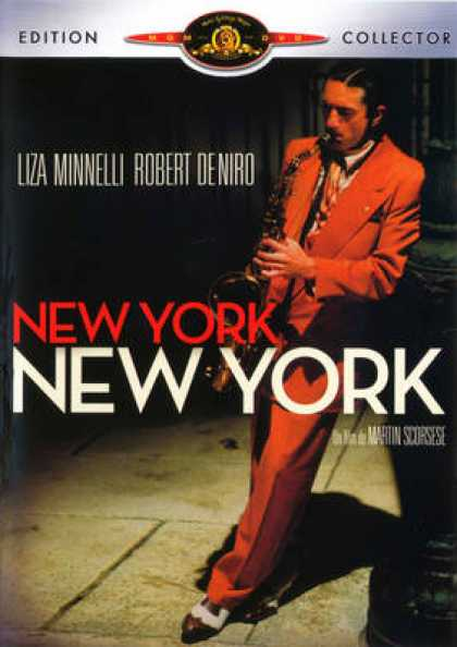 French DVDs - New York New York