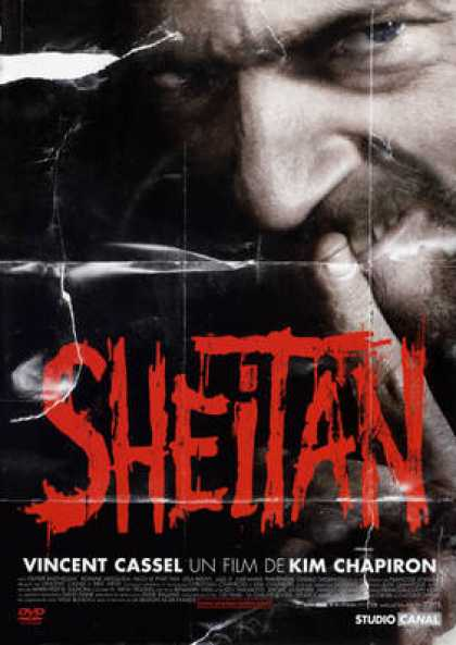 French DVDs - Sheitan