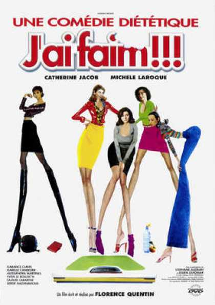 French DVDs - Jai Faim