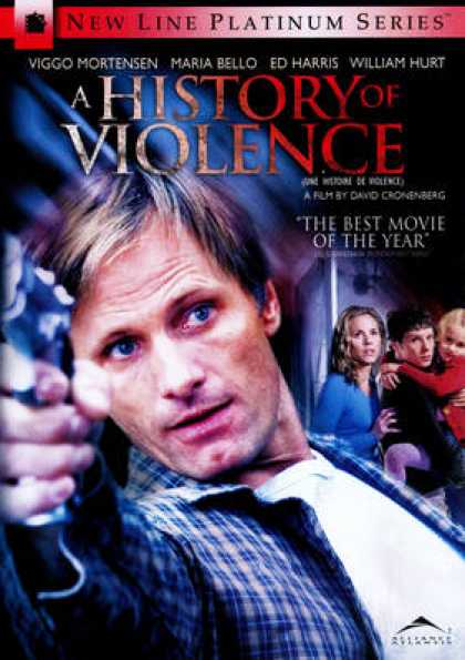 French DVDs - A History Of Violence FRENCH ENGLISH