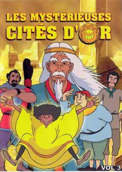French DVDs - The Cities Of Mystery Vol 3