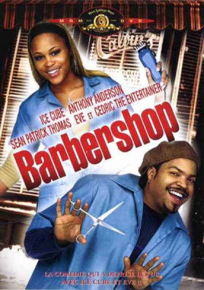 French DVDs - Barbershop