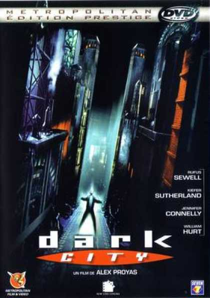 French DVDs - Dark City