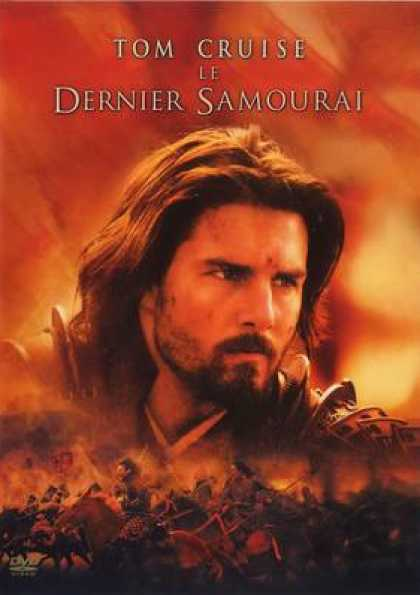 French DVDs - The Last Samurai