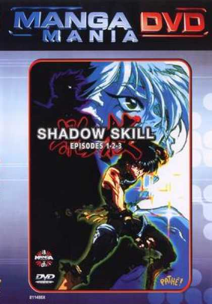French DVDs - Shadow Skill Vol 1