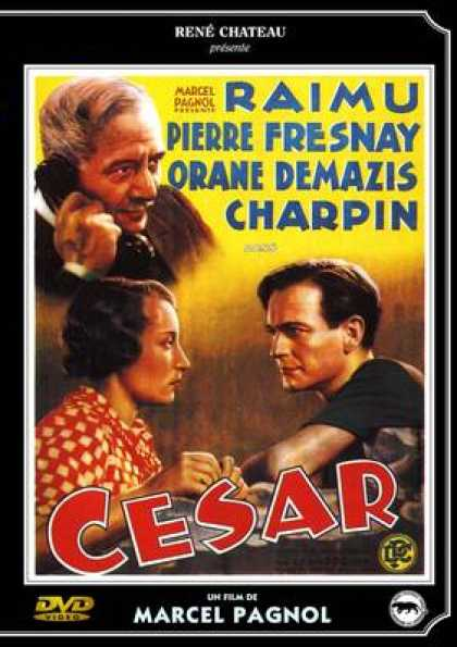 French DVDs - César