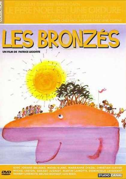 French DVDs - Les Bronzes 1