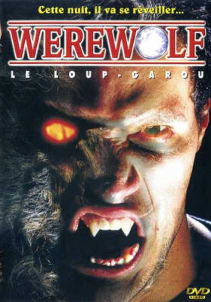 French DVDs - Werewolf