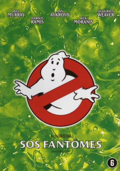French DVDs - Ghostbusters