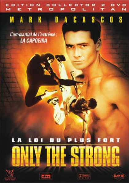 French DVDs - Only The Strong